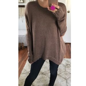 Mono B Oversized Sweater